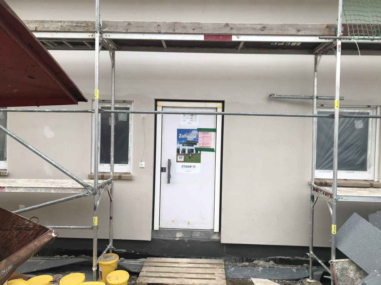 Streif Haus Baustelle