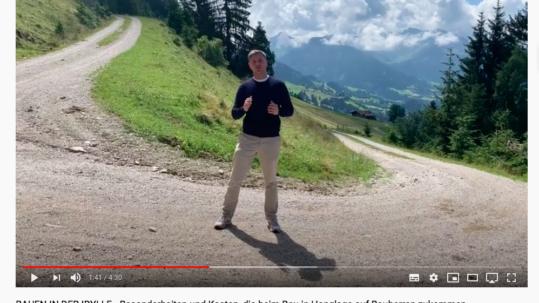 Artikel über die besten Youtube Videos zum Thema Fertigkeller
