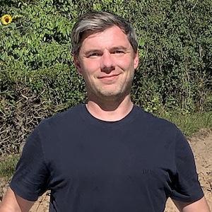 Der Kellerexperte Tobias Beuler